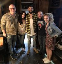 Dylan Scott Visits New Jersey During Young's 'Raised On Country' Tour