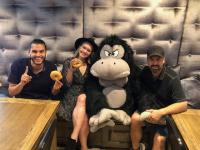 BMLG Records Gets Bagels, Not Bananas