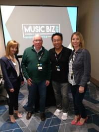 Country Music Luminaries Join Music Biz Panel