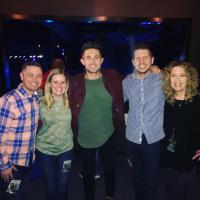 Michael Ray Visits With Radio In Chicago