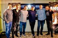 Rascal Flatts Hangs Out With WUBE/Cincinnati