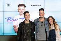 Russell Dickerson Celebrates 'Blue Tacoma'