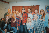 Ryan Hurd Gets Cozy With KBEQ/Kansas City