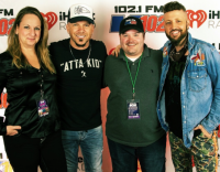 LOCASH Jams With KEEY/Minneapolis