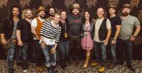 Zac Brown Band Drops By WSOC/Charlotte