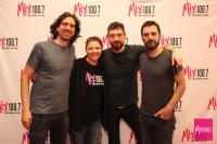 Snow Patrol Mixes it up in Tampa!