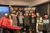 The Glorious Sons Rock WMMR's Preston & Steve Morning Show!