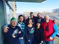 WMMR/Philadelphia's Preston & Steve Celebrate Super Bowl Champion Eagles