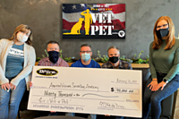WDRV/Chicago's Sherman & Tingle Raise Over $90,000 To 'Give A Vet A Pet'
