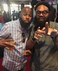 Blanco Brown Visits iHeart Louisville