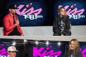 Kiss 108 Boston Welcomes Chelsea Cutler