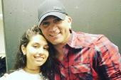 KZFM's Gino Flores Hangin' With Alessia Cara