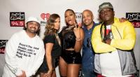 Megan Thee Stallion At WJMN (Jam'n 94.5)/Boston Summer Jam