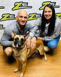KZFM/Corpus Christi's Morning Show Meets 'Post Malone'