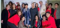Phylicia Rashad & Gospel Greats At Radio One Richmond Transformation Expo Stage