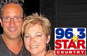 John Flint and Tammy Lee