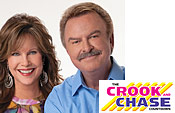 Lorianne Crook and Charlie Chase