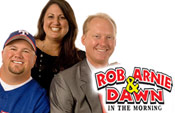 Rob, Arnie & Dawn