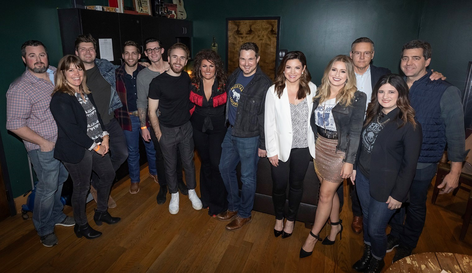 Sony Music Nashville And WME Celebrate Women's History Month